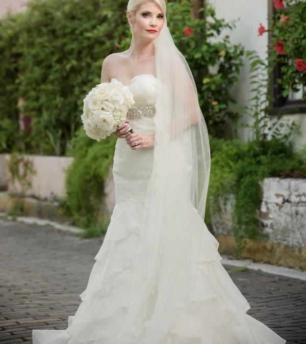 Classic Romantic Wedding in Saint Augustine, Florida – Andrea and Chris