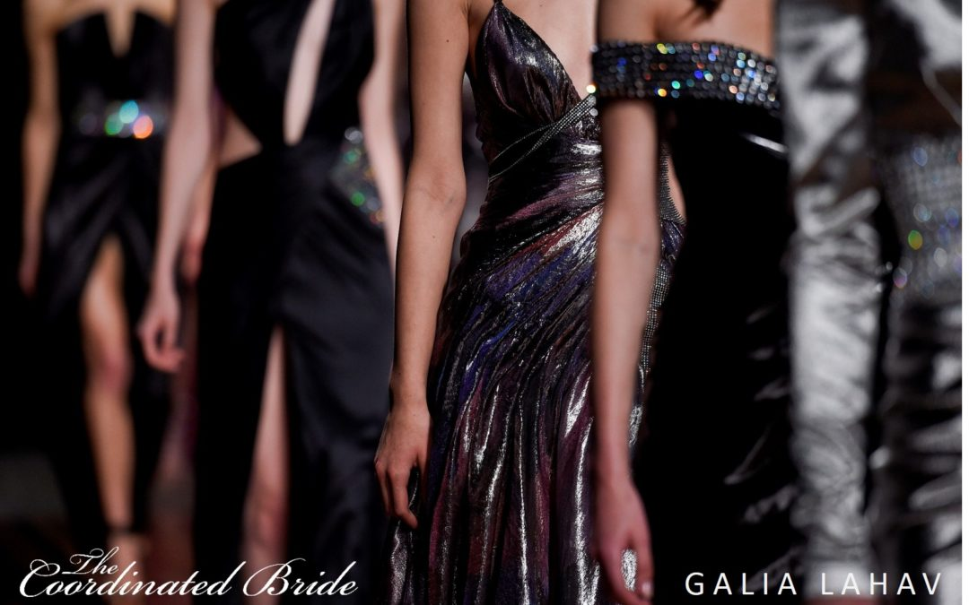 "Galia Lahav ""Don't Call Me Sugar"" Evening Wear Collection"