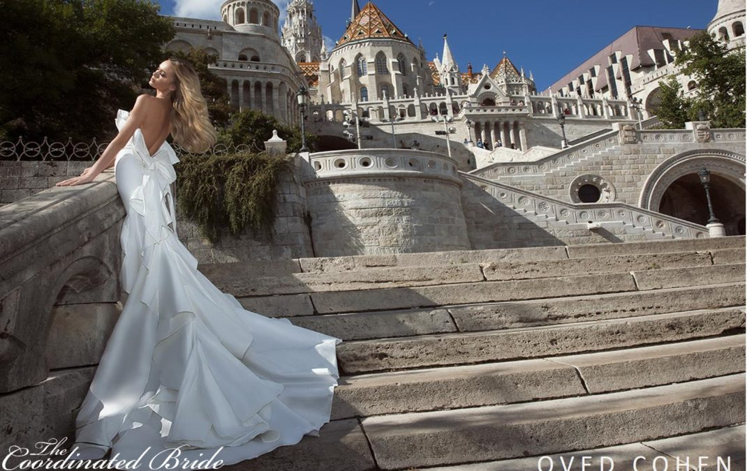 Oved Cohen Couture 2018 Wedding Dresses