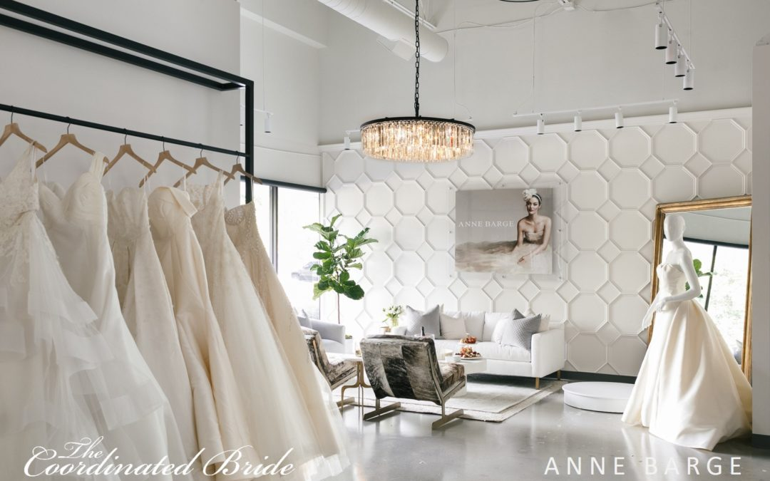 ANNE BARGE BRIDAL AND EVENING WEAR ATELIER IN ATLANTA