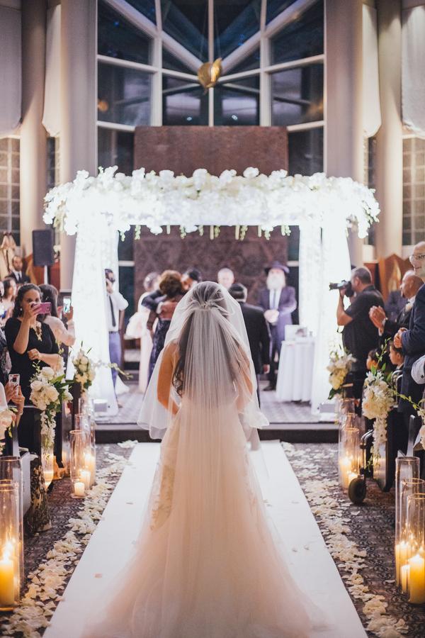 Gina and david wedding