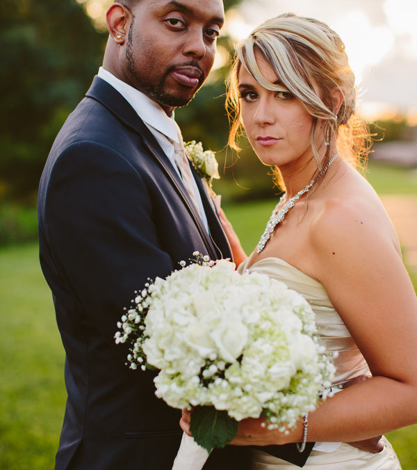 Nature Preserve & Arboretum Michigan Wedding: Chapman & Jackson