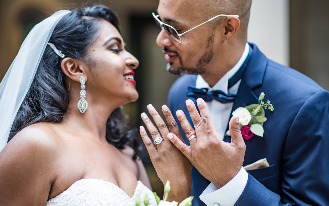 A Dreamy Wedding at the Wimbush House in Atlanta