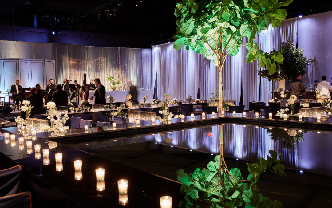 Lavish Engagement Party at the Park Avenue Armory