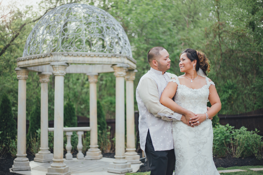 Romantic and Traditional Wedding in New Jersey