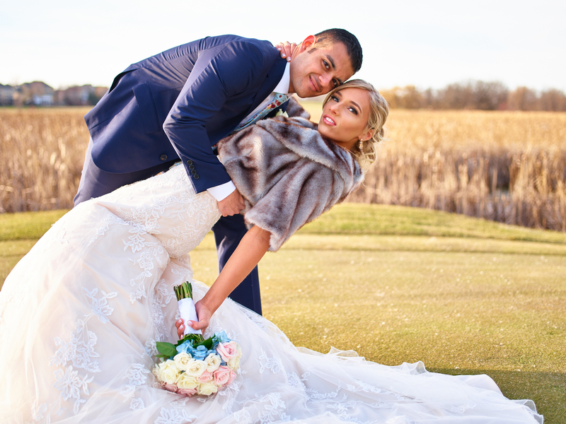 A Picturesque Minnesota Wedding, CivicPhotos