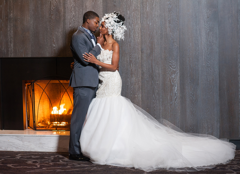 A Philadelphia Modern Chic Styled Shoot at The Logan Hotel