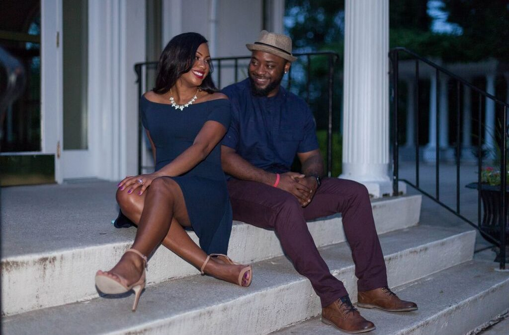 Guest Bride Blogger Sashonna {JE#1}- Finding Love in the Poconos