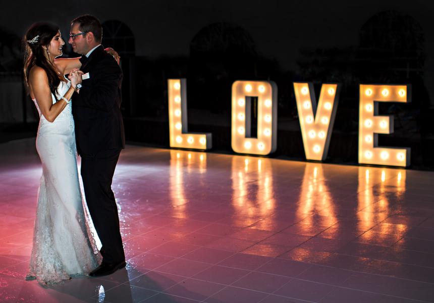 Lush Greek Tent Wedding, Jaclyn & Dionis