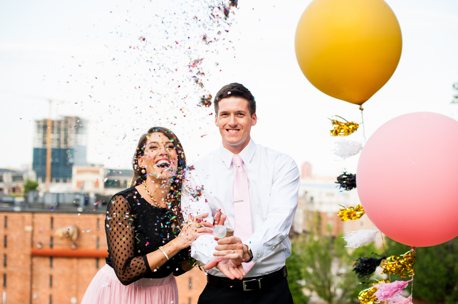 Kate Spade Styled Engagement Shoot – Melissa and Gavin