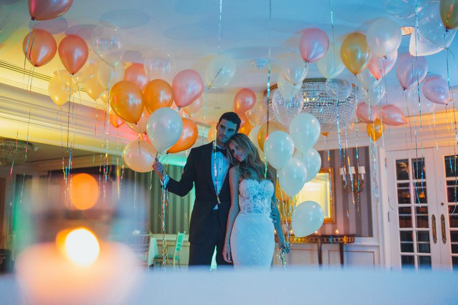 A Romantic Wedding at the St. Regis – Lane and Brett