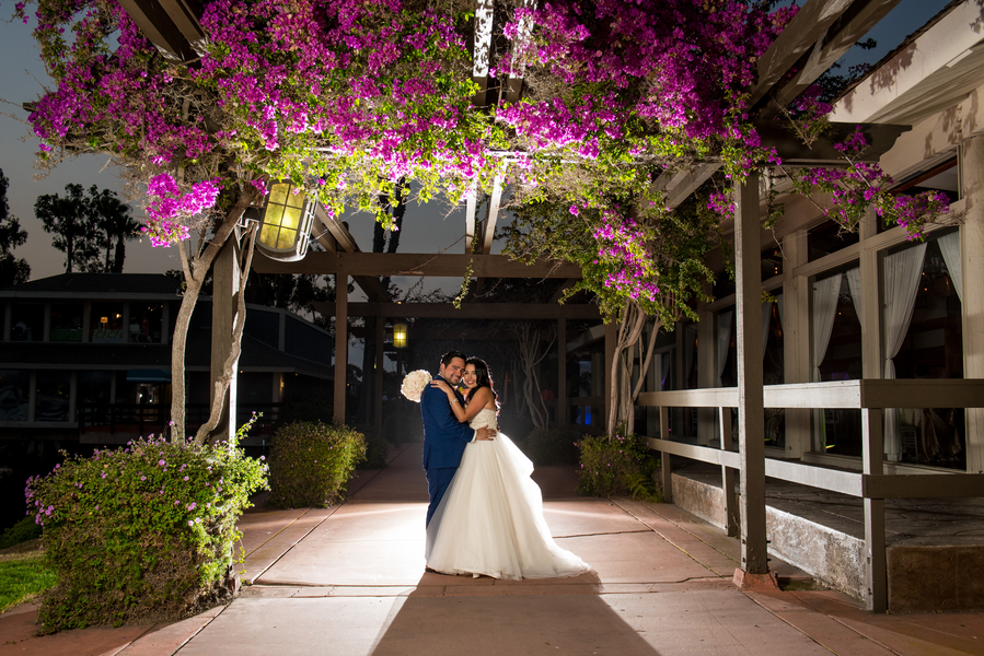 A Romantic Marina Village California Wedding
