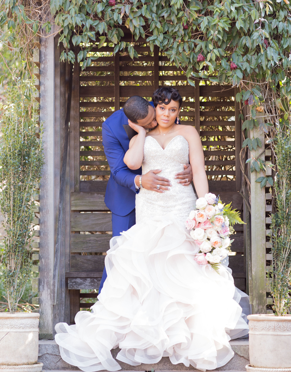 A Copper & Rose Gold Styled Shoot at Trolley Barn