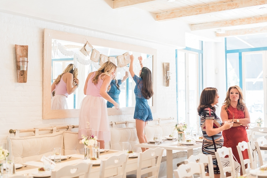an ethereal bohemian nyc bridal shower