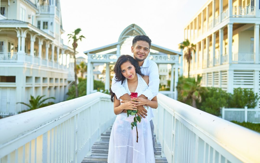 Guest Bride Blogger Rebeca, {JE#3} Barrios Down the Aisle.. Finally!!