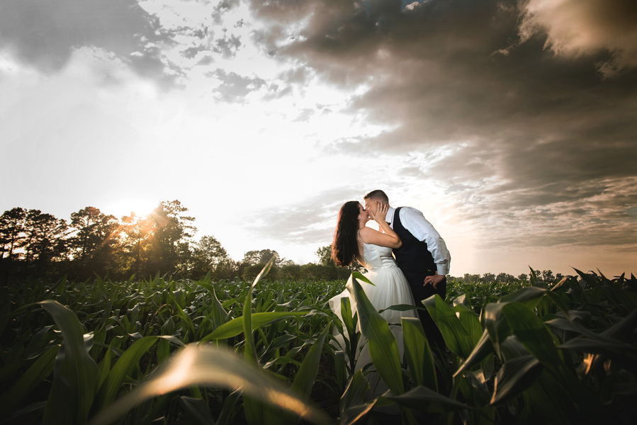 A Palo Alto Plantation, North Carolina Wedding