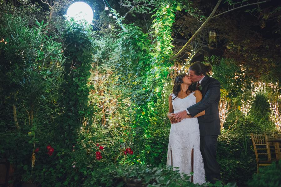 A Delightful Woodland Themed California Wedding