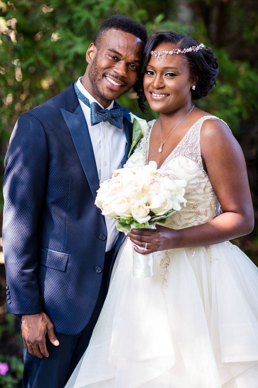 A Glam Wedding at The Inn at New Hyde Park, Ebonee & Brendon