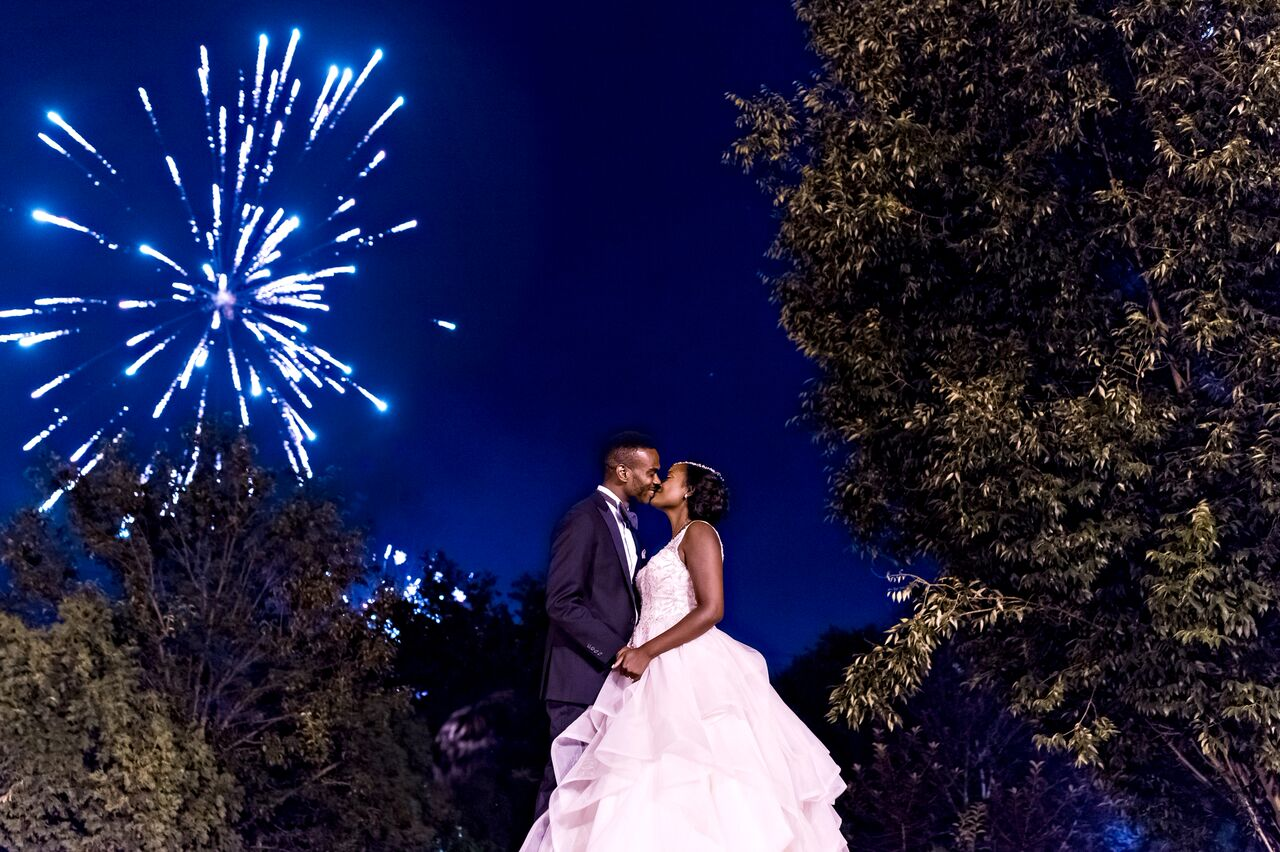 A Glam Wedding at The Inn at New Hyde Park, Ebonee & Brendon