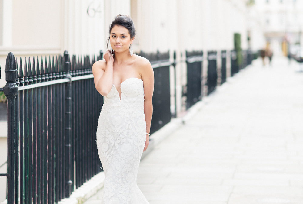 A City Chic Styled Shoot in Belgravia, London