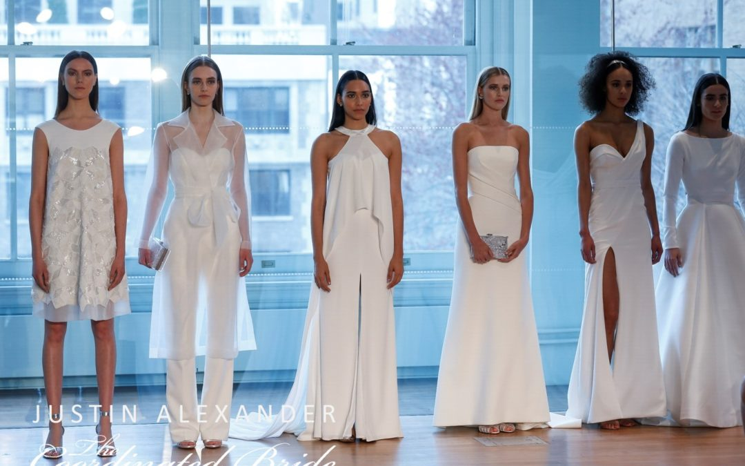 Justin Alexander Signature Spring/Summer 2019 collection