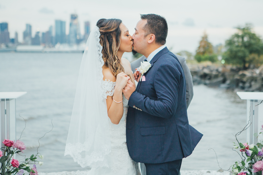 Concrete Jungle – Concrete Wedding – Michelle and Andrew