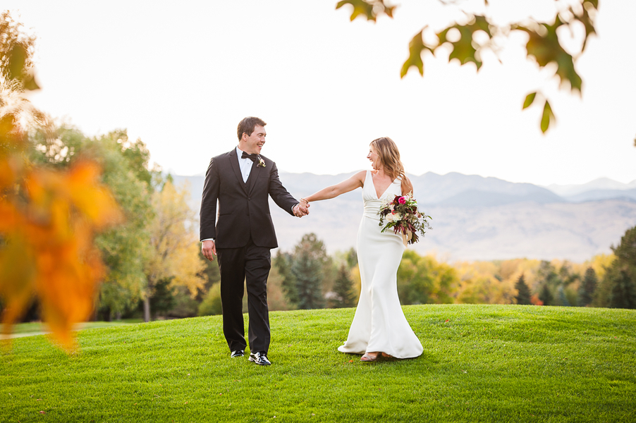 A Classy, Elegant Boulder Country Club Wedding – Erin and Aaron
