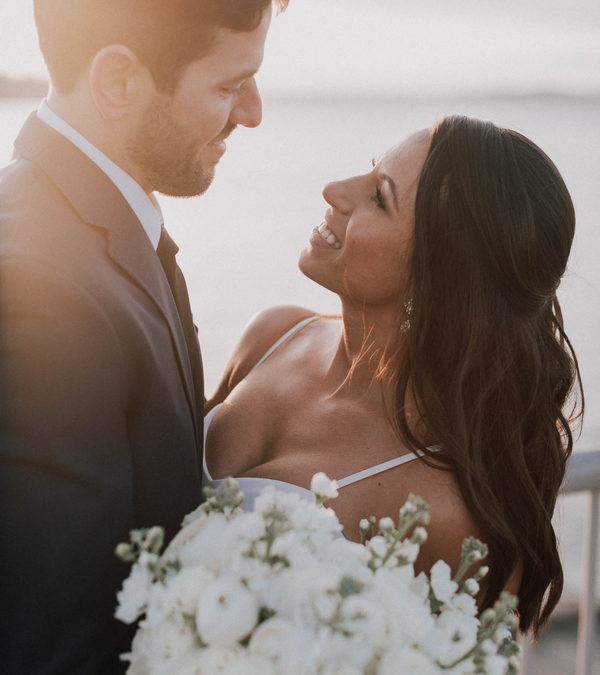 A Romantic New Years Eve Wedding – Khadjia and Pat