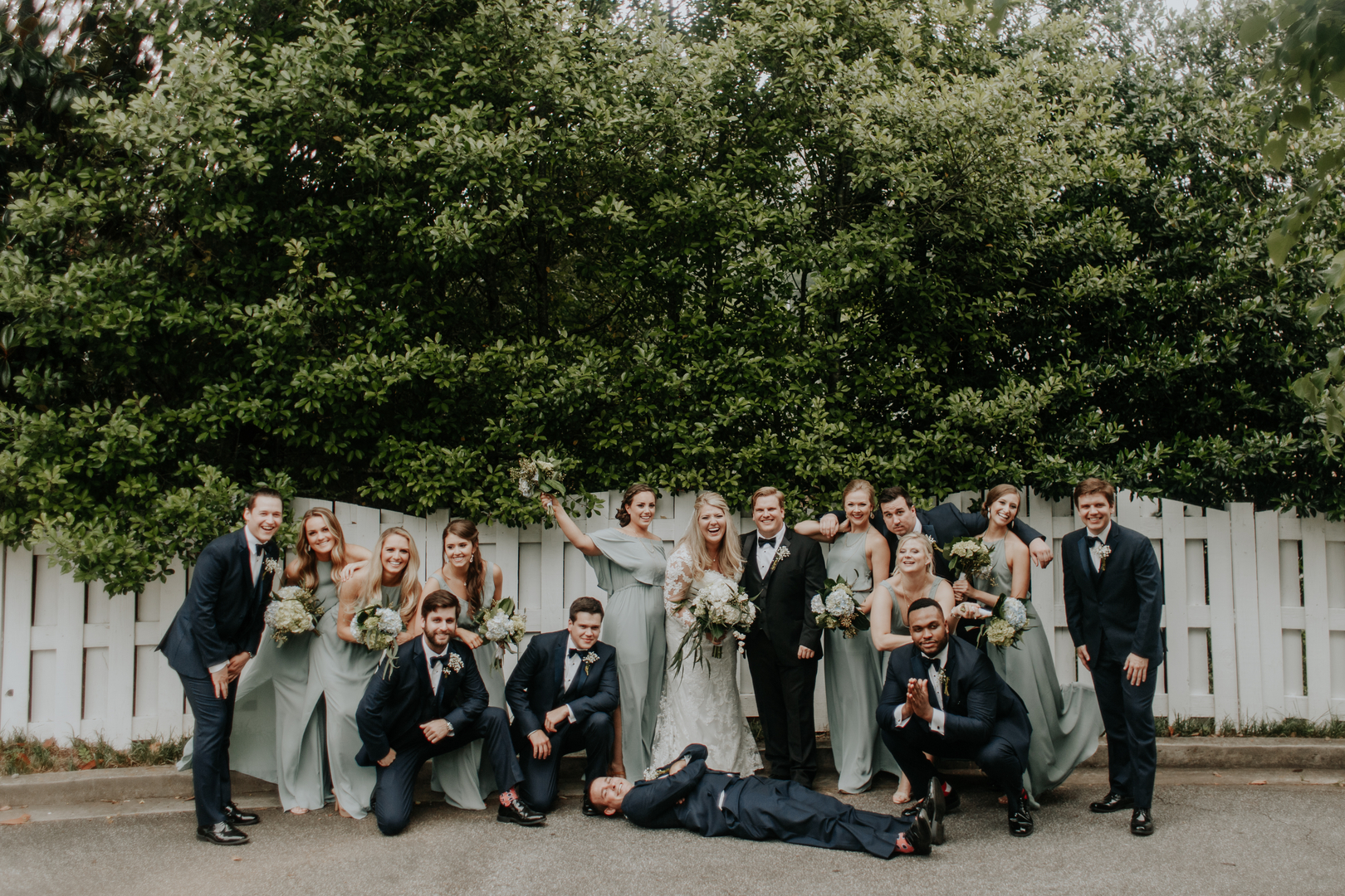 A Romantic Rustic Wedding – Mimi and Neil