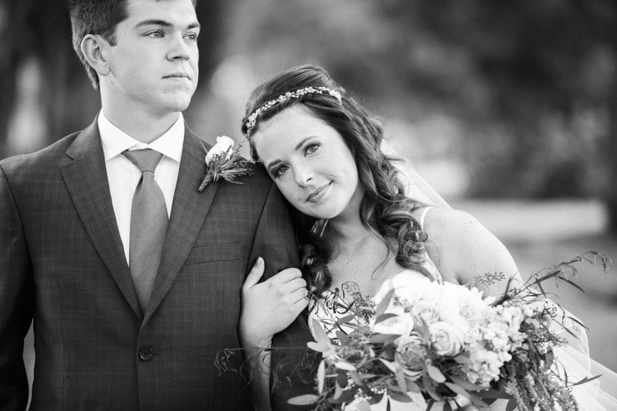 Ethereal Open Meadow Wedding: Haley & John