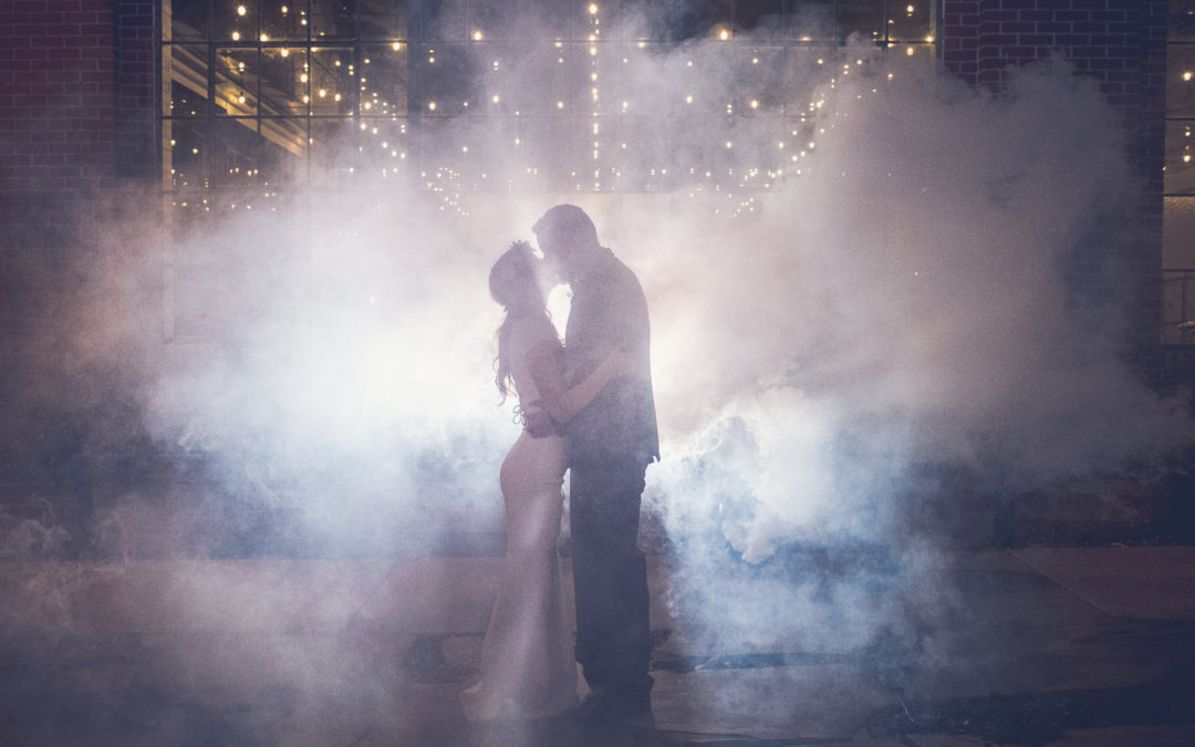 Industrial Bohemian Denver Wedding: Kaylyn & Nick