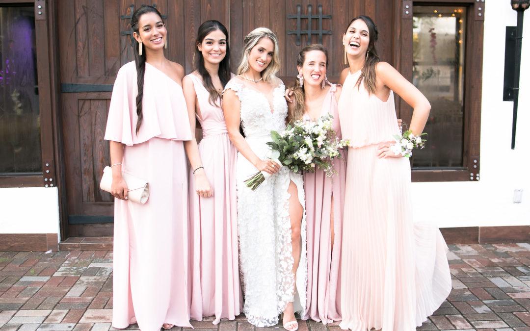 A Romantic Wedding in Miami – Juliana and Santiago