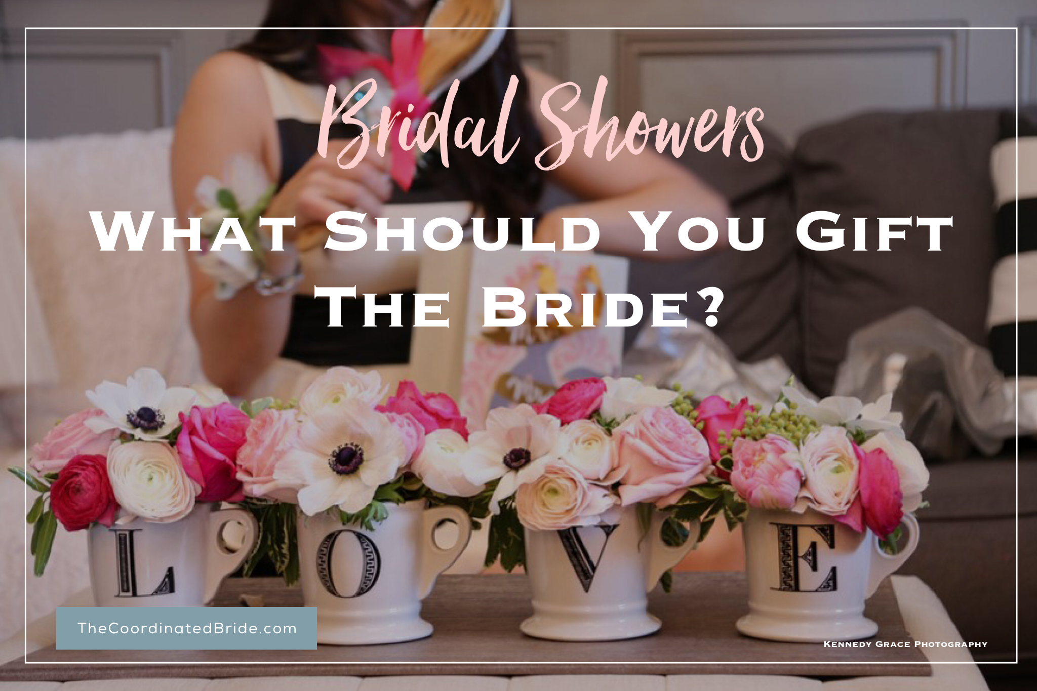 coordinated conversations what should you gift the bride at her bridal shower the coordinated bride
