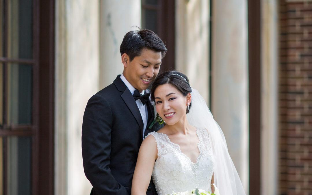 Sands Point New York Mansion Wedding: Jennifer & Brian