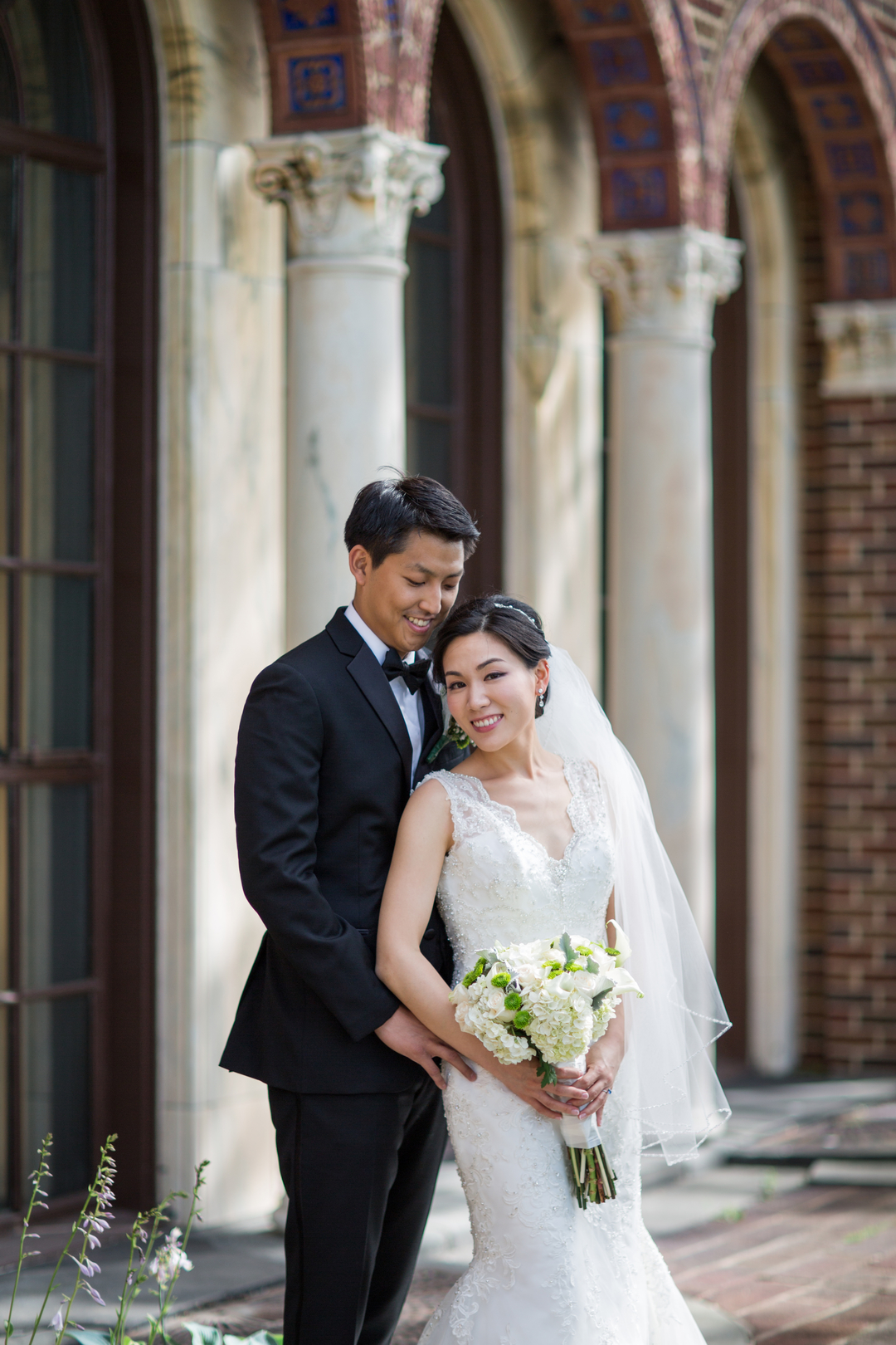 Sands Point New York Mansion Wedding: Jennifer & Brian