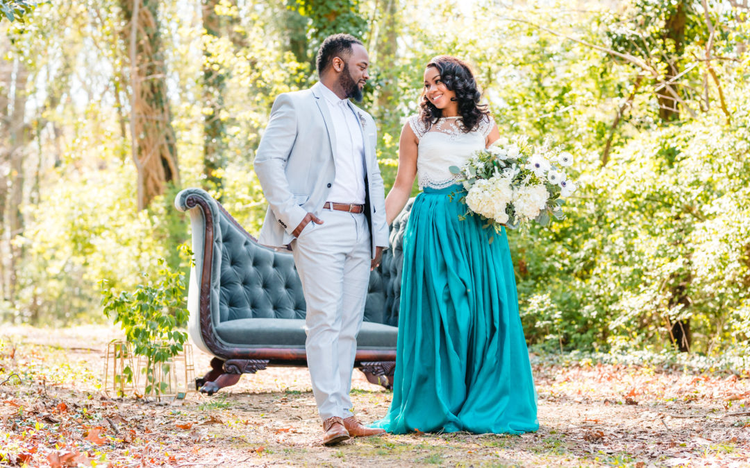 Guest Bride Blogger Sashonna {JE#4}- When Plans Come Together