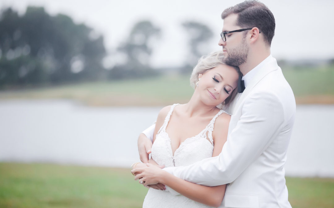 Gorgeous North Carolina Wedding Despite Hurricane