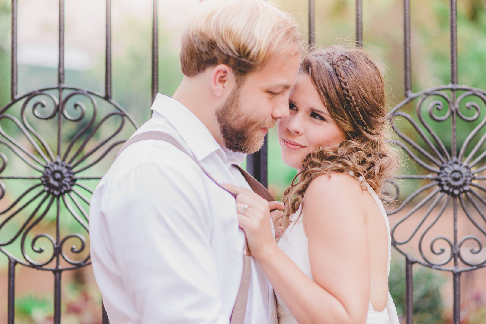 A Blush And Ivory Styled Shoot – Jamie Marie Photography