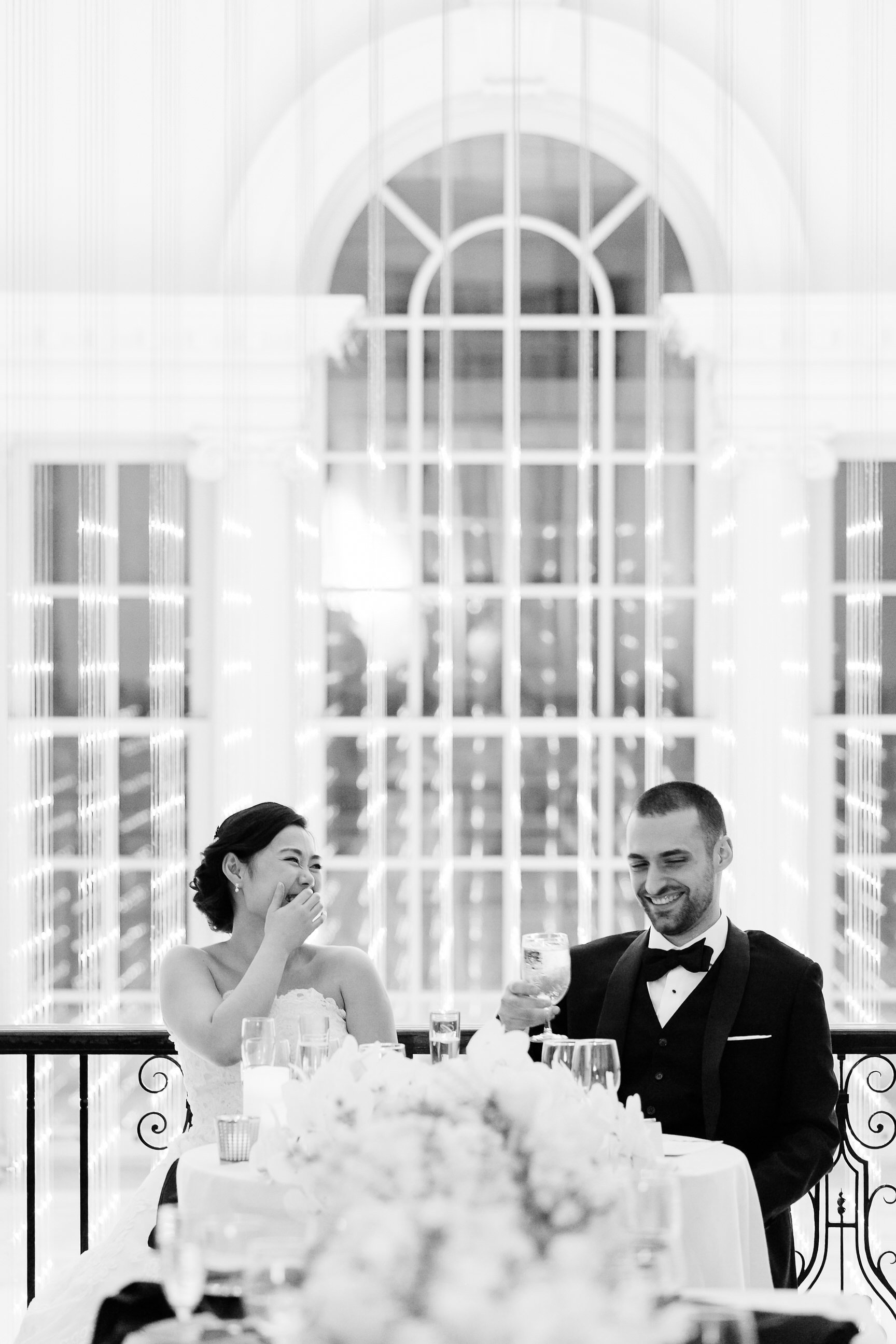 Romantic New York Museum Wedding – Carolyn and Scott