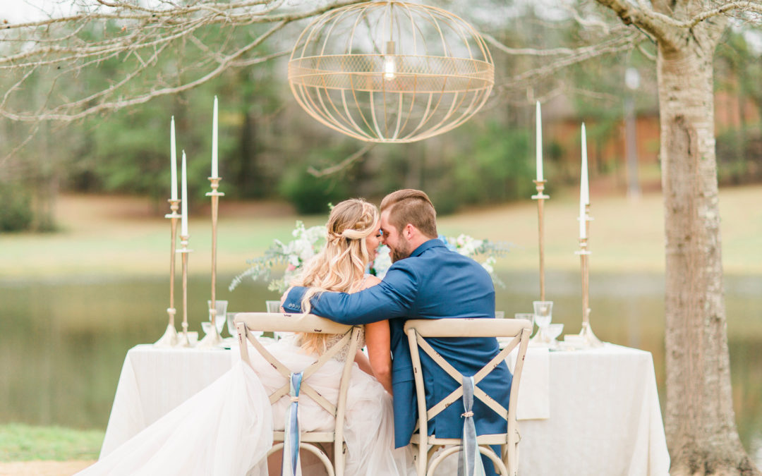 Elegant Styled Shoot in Eclectic, Alabama