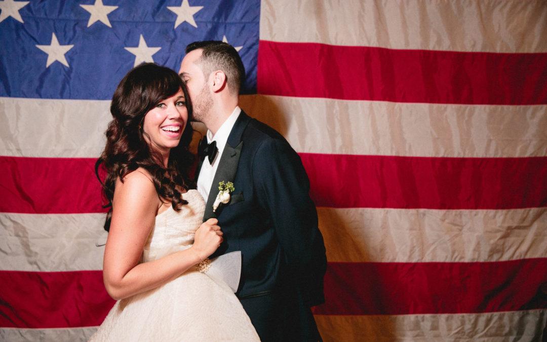 Fourth of July Ohio Wedding, Cassandra & Ryan
