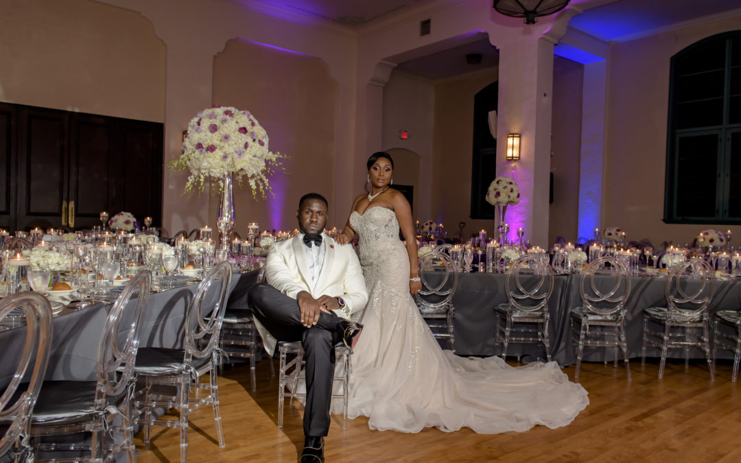 Shades of a Purple Rain Florida Wedding, Sabrina & Patrick