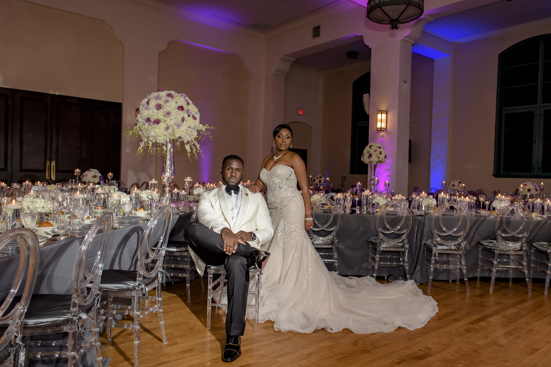 shades of a purple rain florida wedding sabrina amp patrick