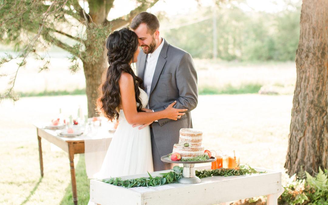 Casual Countryside Farm Wedding Inspiration