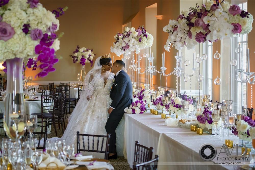 A Royal Florida Wedding, Jean Paul & Cassandra
