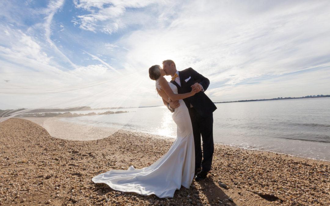 A Romantic Casa Blanca Wedding – Erin and Eric