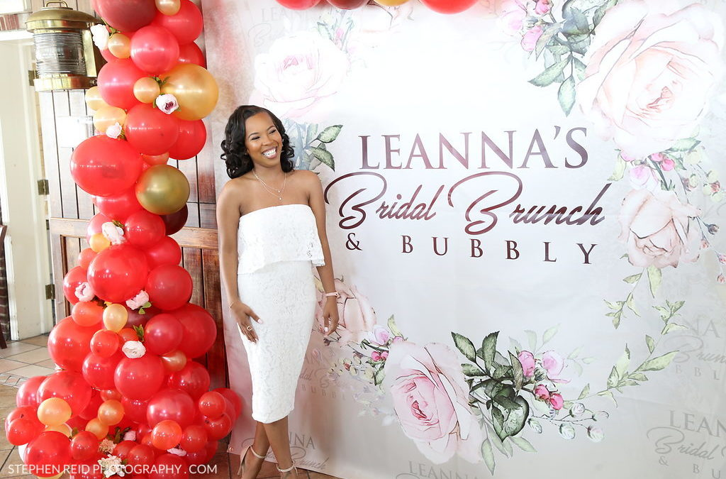 Guest Bride Blogger Leanna {JE#3}- My Wine Themed Bridal Shower