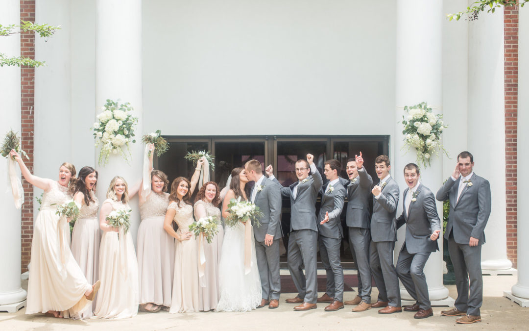 A Classic Southern Mississippi Wedding – Staci and Luke
