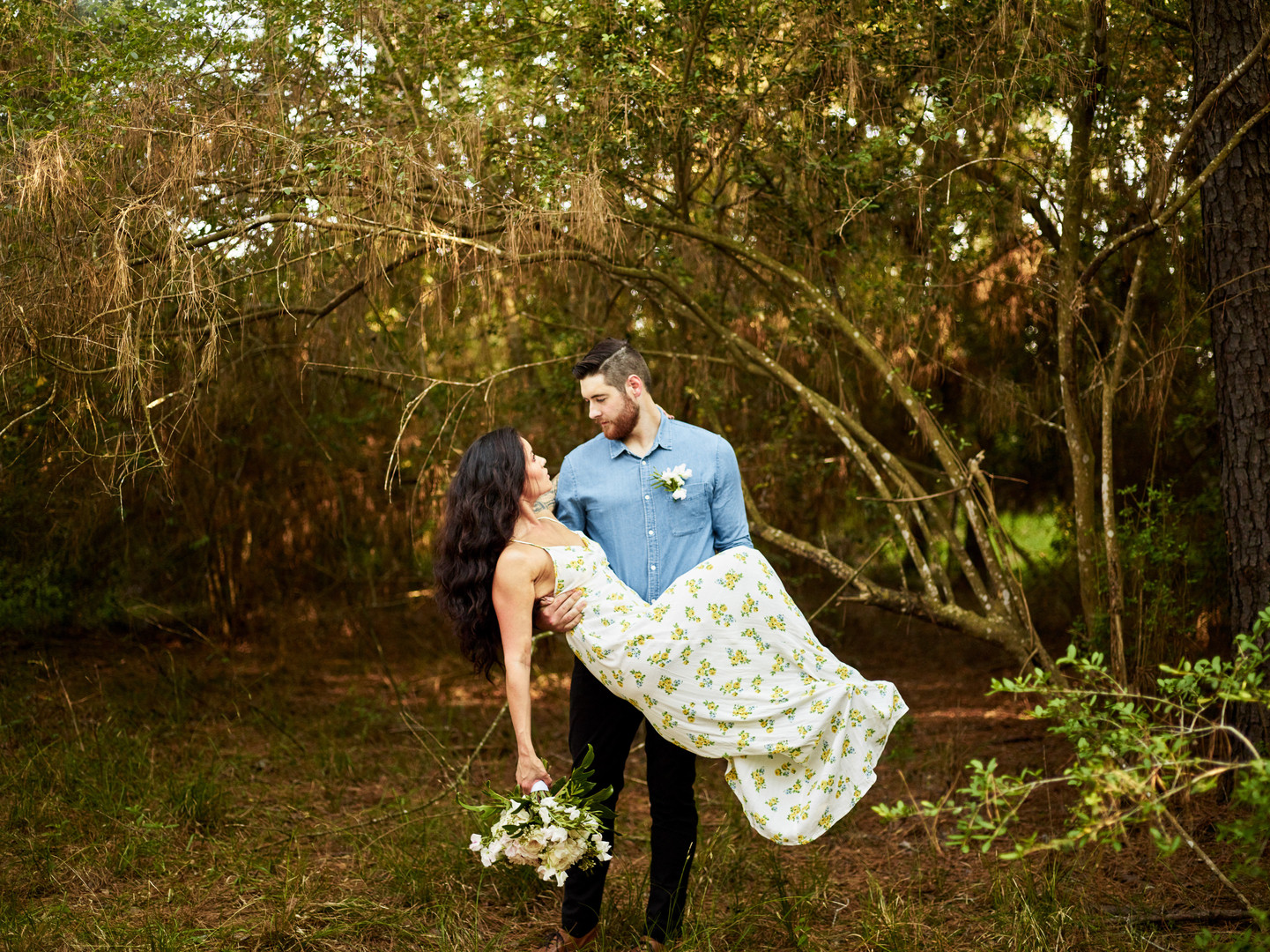 Bohemian Sunsets Styled Shoot in Houston
