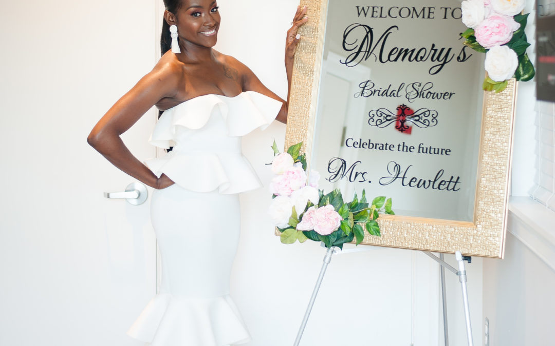 A Beautiful Bridal Shower for Bride to Be Memory
